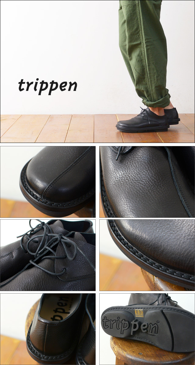 TRIPPEN [トリッペン] GANGSTER-WAW-62 [MEN\'S]_f0051306_19102942.jpg