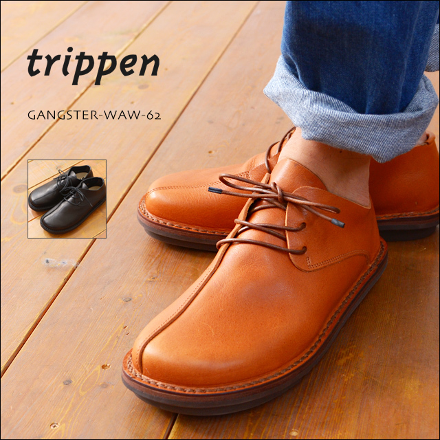 TRIPPEN [トリッペン] GANGSTER-WAW-62 [MEN\'S]_f0051306_19103003.jpg