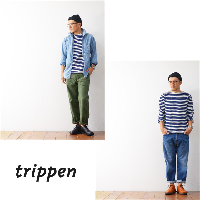 TRIPPEN [トリッペン] GANGSTER-WAW-62 [MEN\'S]_f0051306_19103090.jpg