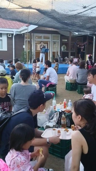 大道保育園夏祭りにて_c0090212_20071511.jpg