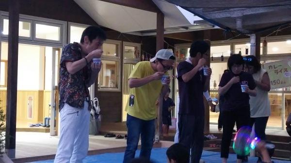 大道保育園夏祭りにて_c0090212_20182078.jpg