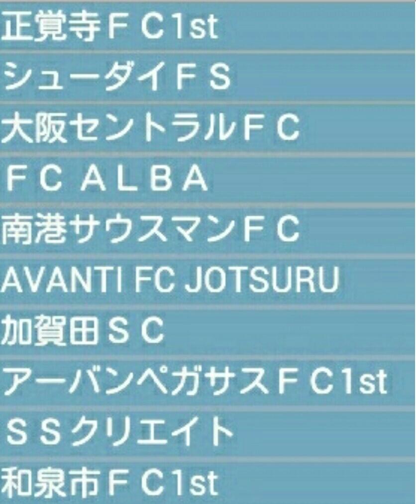 U11   ⚽国民共済サッカーリーグin大阪_f0138335_02560447.jpg