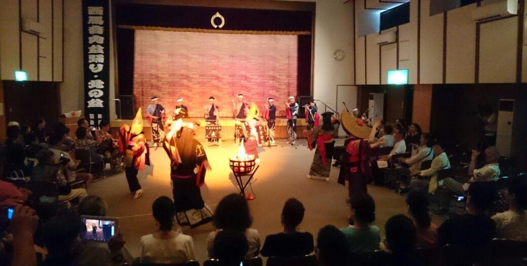 盆踊り交流会_f0081443_15573053.jpg
