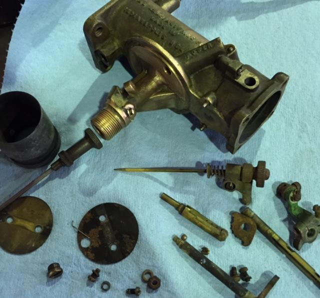 リンカート修理&ガスケット交換_c0152253_19142921.jpg