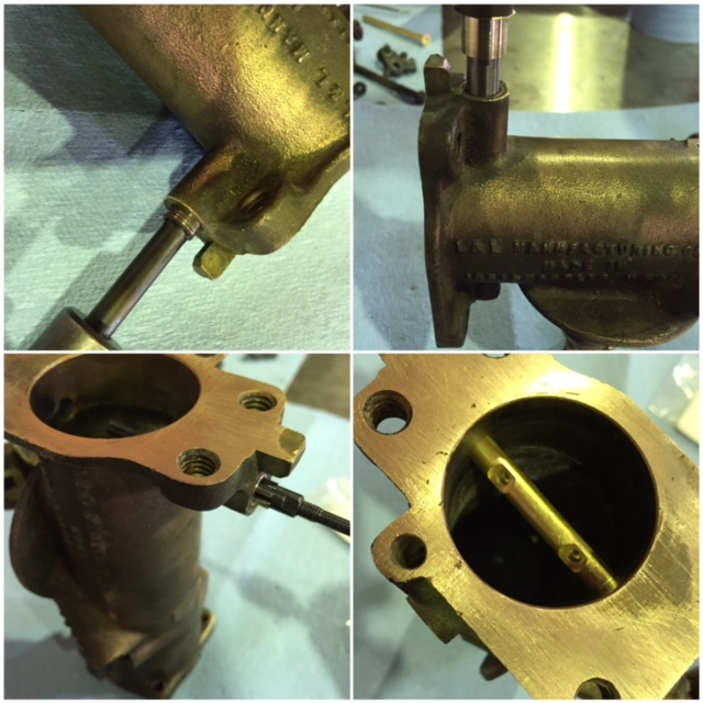 リンカート修理&ガスケット交換_c0152253_19143592.jpg