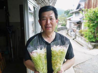無農薬栽培の『秋ウコン』 ウコンの花が咲きました!現地取材:種まきから花まで(その1)_a0254656_18253740.jpg