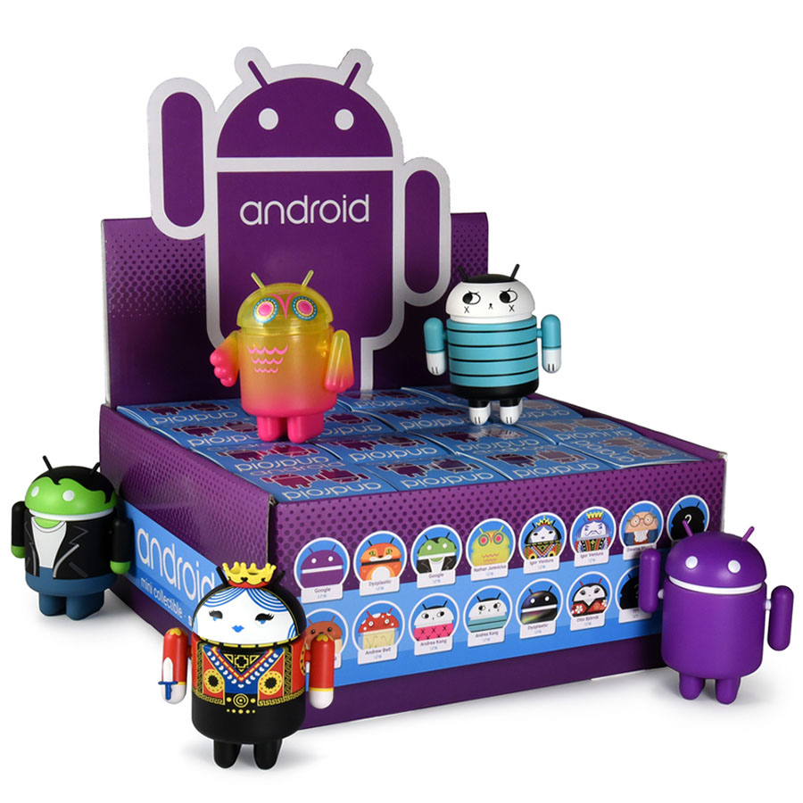 Google ANDROID mini figure Series 6_e0118156_18255650.jpg