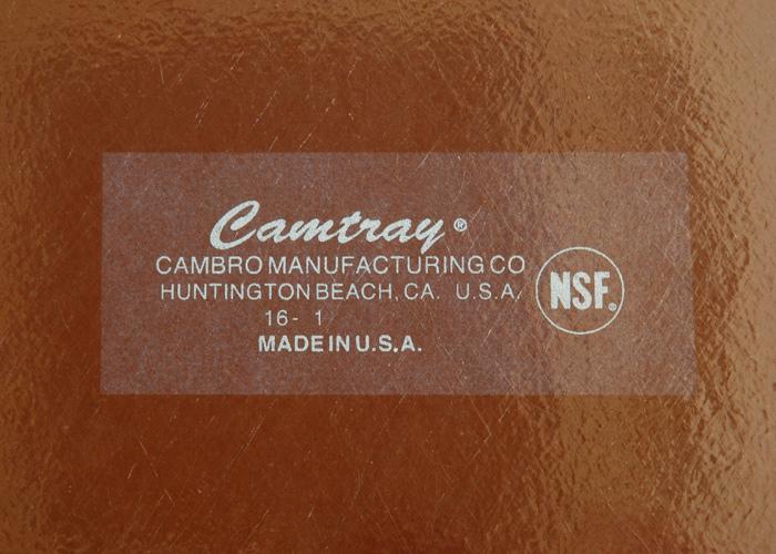 【DELIVERY】 STANDARD CALIFORNIA - CAMBRO × SD Camtray_a0076701_1135131.jpg