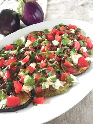 茄子のカルパッチョのレシピ♪_b0107003_16365172.jpg