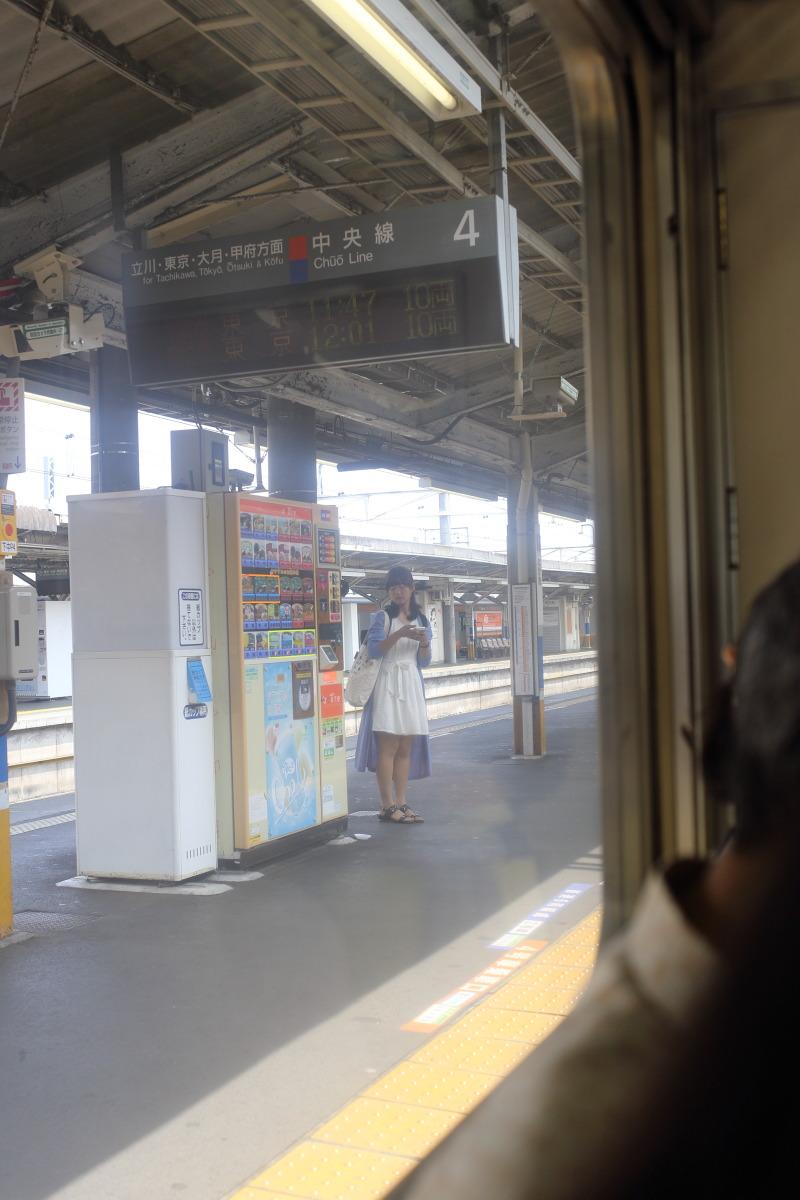 高尾~和歌山  いい歳こいて、青春18切符で西へ_b0061717_23513159.jpg