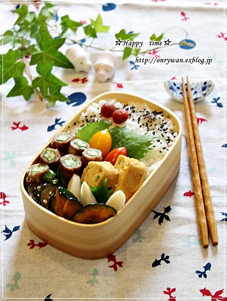 オクラの肉巻き弁当と伊豆旅行日記②♪_f0348032_17422734.jpg