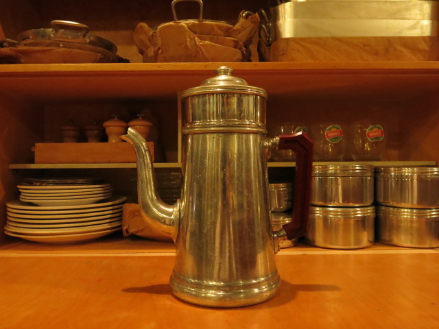 ""\""""La cantine popote M-1952 pour officiers / UNE CAFEIERE-FILTER""""ってこんなこと。_c0140560_19385039.jpg""640|480|?|en|2|fcd8586654f6e92ddf89e5d1f6770699|False|UNLIKELY|0.3070603609085083