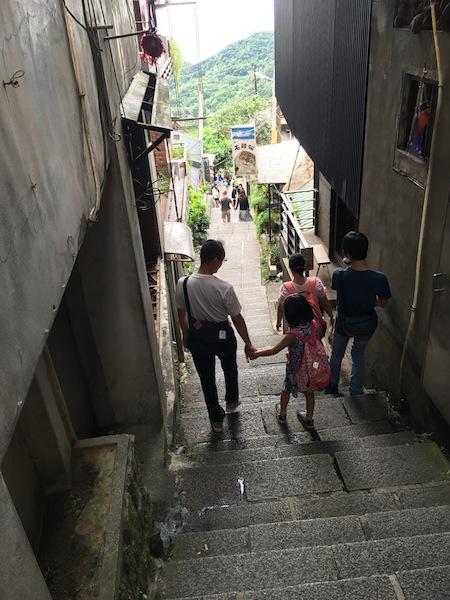 台湾旅行 二日目午後 九份_d0075863_14261929.jpg