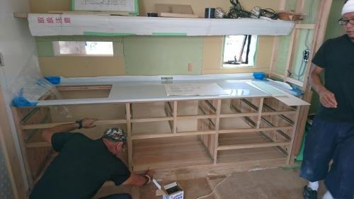 キッチン家具も大工さん工事!_a0346864_14255972.jpg