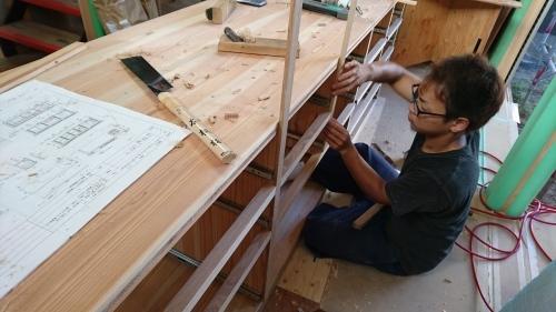 キッチン家具も大工さん工事!_a0346864_14261517.jpg