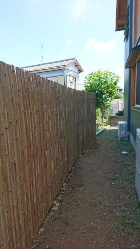 竹の塀もいいですよ!_a0346864_14362511.jpg