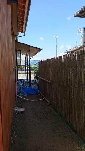 竹の塀もいいですよ!_a0346864_14362612.jpg