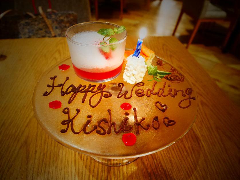 大切な友人の結婚祝い。感謝の夜。_d0224894_06384295.jpg
