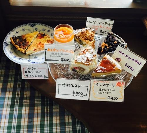 本日のお菓子_d0154707_16101923.jpg