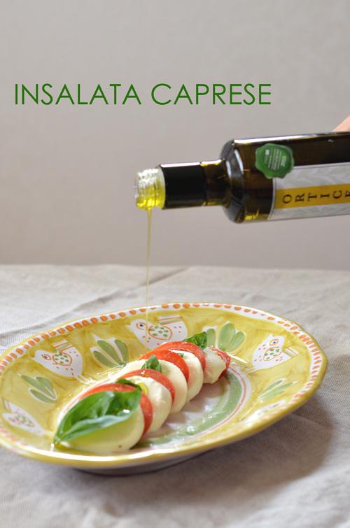 トマトとモッツァレラチーズ、バジルのサラダ_a0317019_11534990.jpg