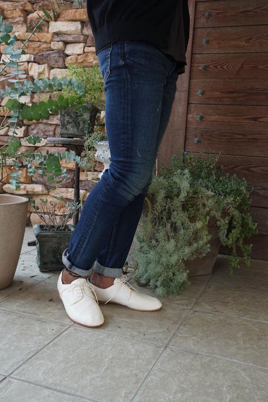 柔らかい革靴が入荷しております!_a0155932_13281200.jpg