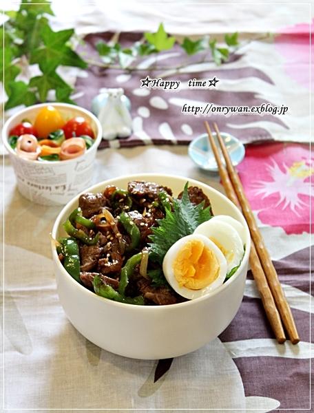 焼肉丼弁当と伊豆旅行日記③とヨーグルトミルクプリン♪_f0348032_18144981.jpg