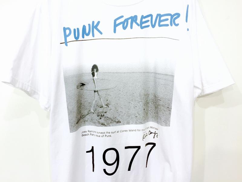 「 Tシャツ to ライダース 」_c0078333_22535198.jpg