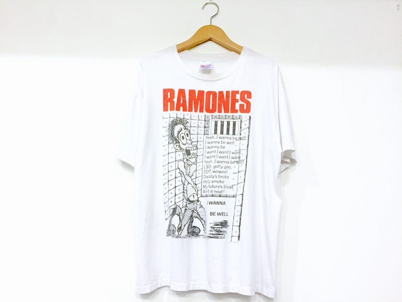 「 Tシャツ to ライダース 」_c0078333_22535203.jpg