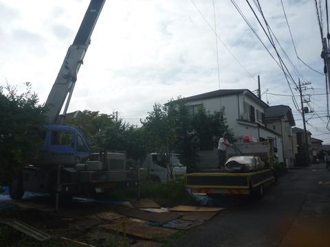 建て方工事1日目_f0066533_117860.jpg