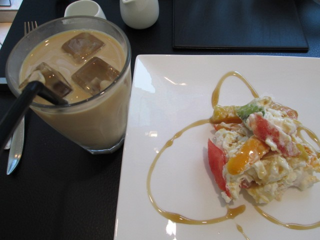 Cafe comme ca(カフェ・コムサ)盛岡川徳店_d0348249_11101849.jpg