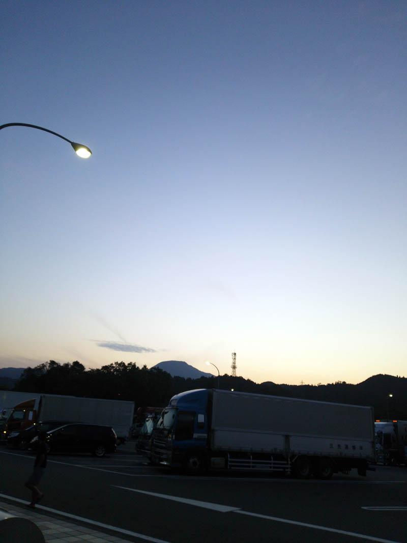 トラナツ。 ~トラックマンの夏休み2016 <前編>_e0033459_1630293.jpg
