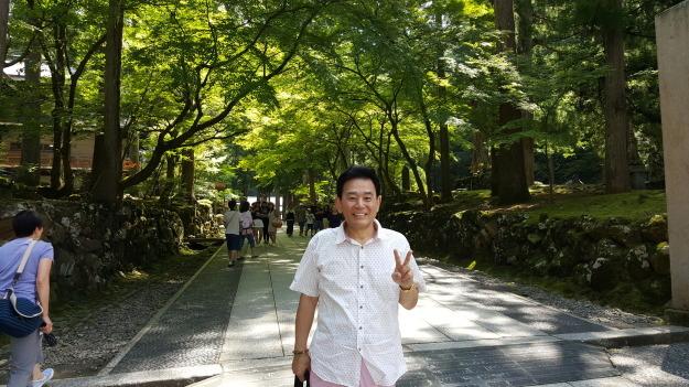 永平寺に来ました🎵_e0119092_11230993.jpg