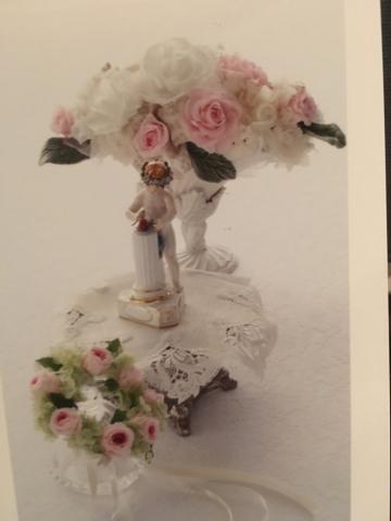ベストフラワーアレンジメント × マイセン 美しきお花コラボ_c0195496_22584959.jpg