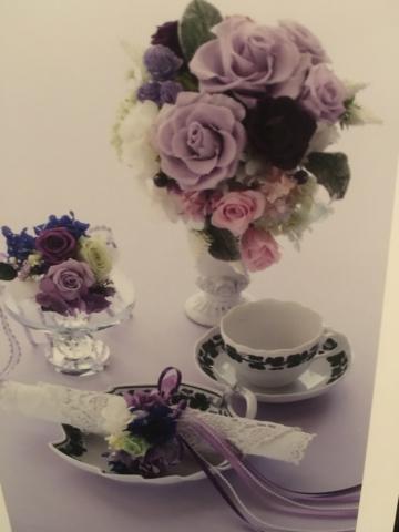 ベストフラワーアレンジメント × マイセン 美しきお花コラボ_c0195496_23443302.jpg