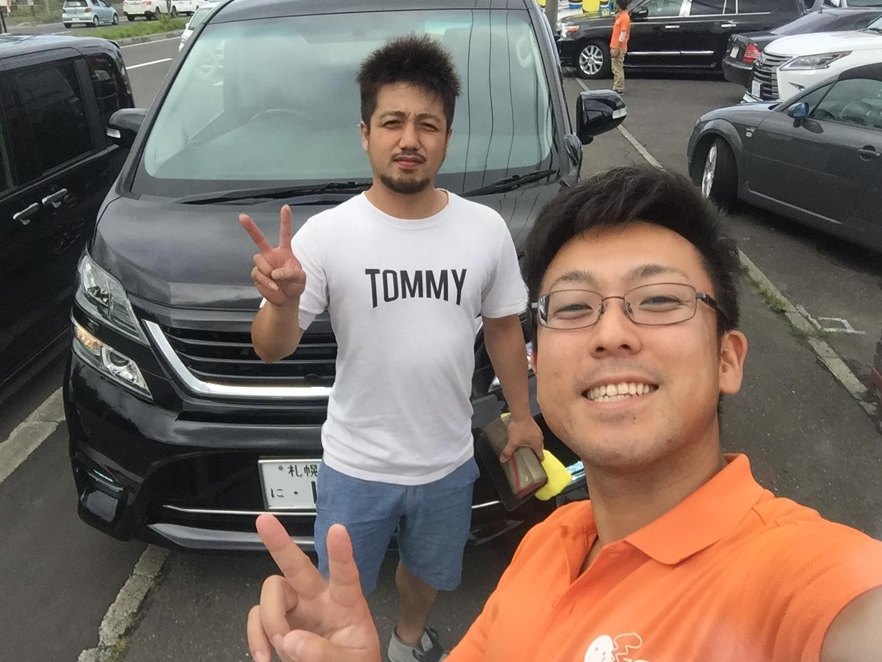 日曜日はトミ店のにこにこブログ☆ランクル ハマーの専門店☆_b0127002_1836835.jpg