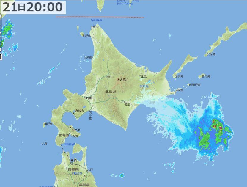 台風とプロ野球と高校野球_c0025115_20295129.jpg