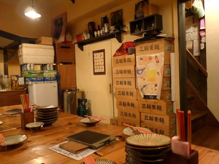 沖縄・県庁前「沖縄料理ひとひねり 離」へ行く。_f0232060_15322394.jpg