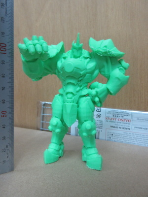 自作3Dプリンタでプリント_a0027275_21474480.jpg