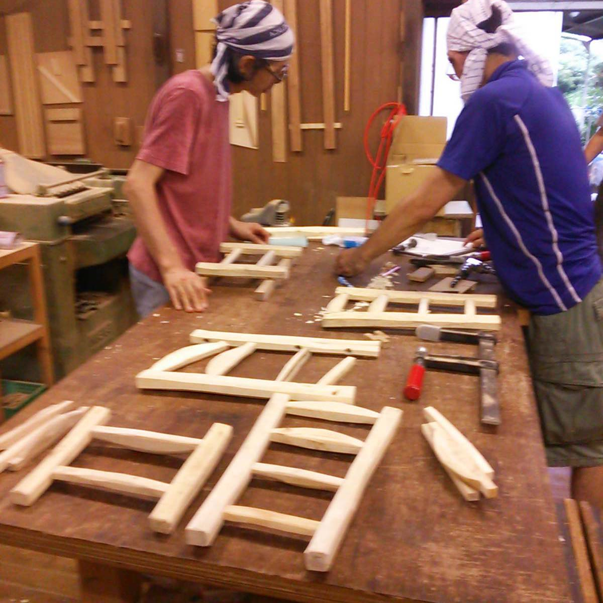 green wood work_b0205288_20243862.jpg