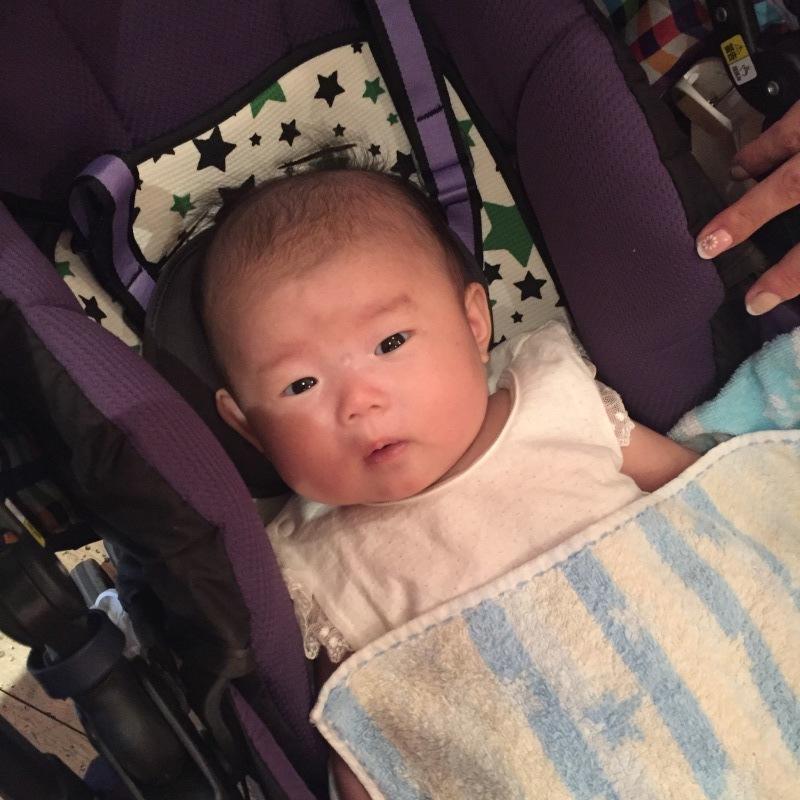 ama 妹BABY! あゆちゃん_e0120789_17534447.jpeg