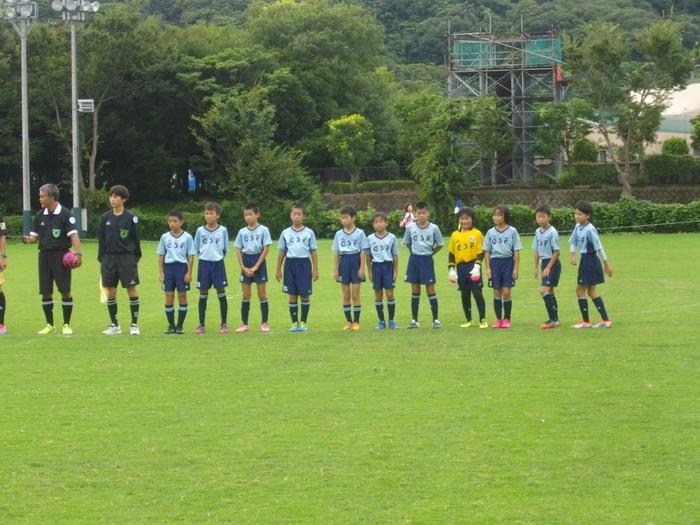 第22回ヨコハマメトロポリタンカップ【U-12】予選リーグ_a0109316_1058315.jpg