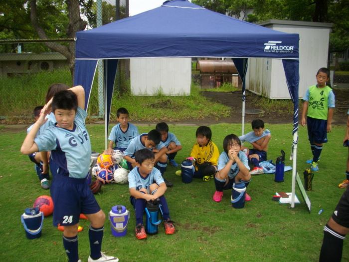 第22回ヨコハマメトロポリタンカップ【U-12】予選リーグ_a0109316_1058392.jpg