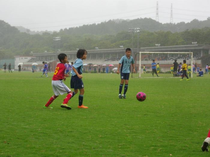 第22回ヨコハマメトロポリタンカップ【U-12】予選リーグ_a0109316_1059893.jpg