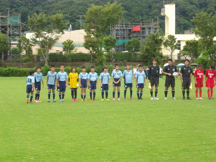 第22回ヨコハマメトロポリタンカップ【U-12】予選リーグ_a0109316_110637.jpg