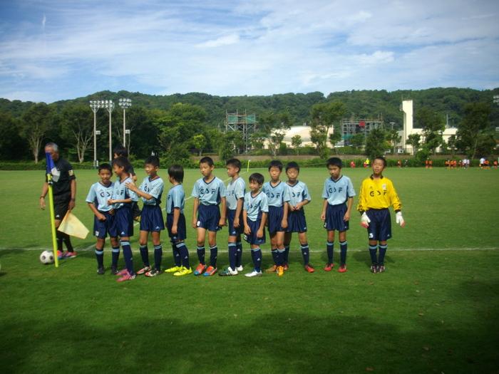 第22回ヨコハマメトロポリタンカップ【U-12】予選リーグ_a0109316_111481.jpg