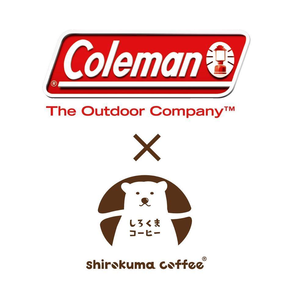 【お仕事】しろくまコーヒー+コールマンコラボカフェ@仙台店内装飾壁画制作。_a0039720_21160565.jpg