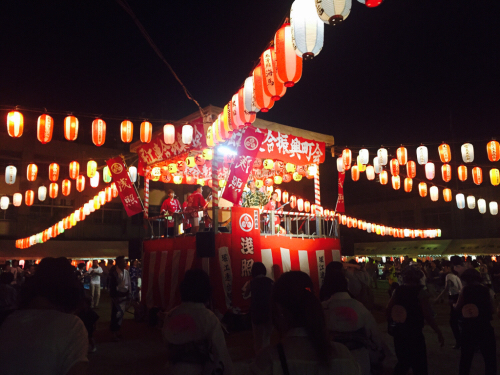 「 THANKS & 盆踊り 」_c0078333_13354999.jpg