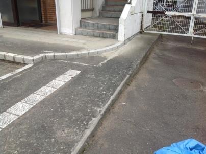 駐車場除草作業_c0186441_18143776.jpeg
