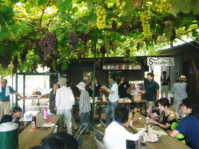 熊本ぶどう 社方園 第9回ぶどう祭り その2_a0254656_18452617.jpg