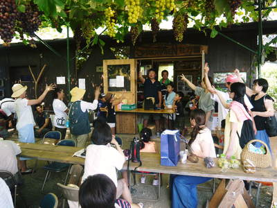 熊本ぶどう 社方園 第9回ぶどう祭り その2_a0254656_19415480.jpg